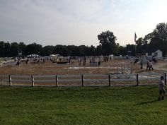 Ludwigs Corner Horse Show - Glenmoore, PA
