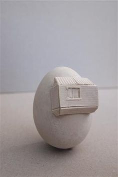 Emily Speed, egg-nest-home-country-universe, 2010 - 2011