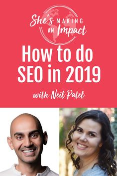 I'm talking to online entrepreneur & digital marketing expert, Neil Patel: co-founder of Hello Bar, Crazy Egg & KISSmetrics and helped Fortune 500 companies like HP, Amazon, and NBC in their revenue growth! rachelngom.com/neilpatel
