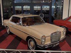 Mercedes W114 Coupé by Opron, via Flickr