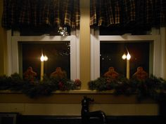 Primitive Christmas Decorating Ideas   If you'd like to see more come on over and join us on the forum! Till ...
