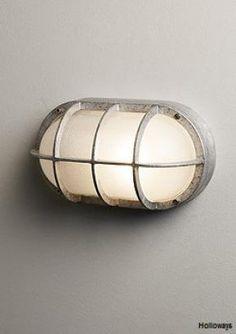 Oval aluminium bulkhead lights, Bulkhead fittings, Classic exterior lighting, Exterior lighting, Holloways of Ludlow
