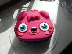 Aerin's 7th birthday cake.