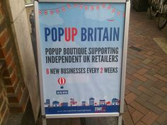 Pop Up Britian renews their stalls to showcase all the new and up-and-coming brands they can! Located opposite Richmond Train Station.
