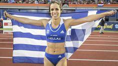 Stefanidi_Katerina_Amsterdam_2016 Philosophy, Greece, Bra, Sports, Citizen, Amsterdam, Fashion, Greece Country, Hs Sports