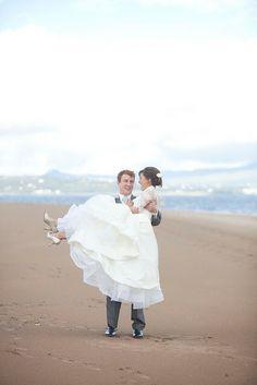 On the beach September, Beach, Photography, Wedding, Valentines Day Weddings, Photograph, Seaside, Photo Shoot, Weddings