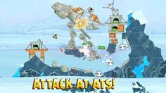 Angry Birds Star Wars Update Brings 20 Levels Of Planet Hoth - The Technology Zone