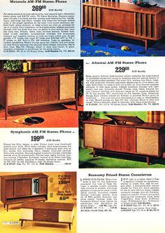 Stereo hi tech, 1967