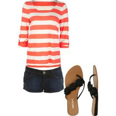Late Summer-Early Fall Outfit