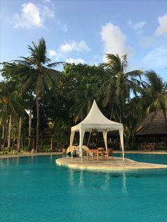 #santosa #hotel #lombokisland #ntb #indonesia #travel #pool