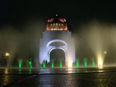Monumento a la Revolución Mexico DF