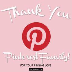 Pinterest Love!