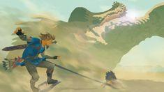 Zelda Drawing, Zelda Video Games, Character Art, Character Design, Legend Of Zelda Breath, Anime Nerd, Wind Waker, Fictional World, Twilight Princess