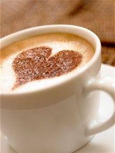 Heart coffee!!!