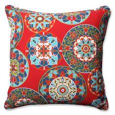 Cera Garden Indoor/Outdoor Floor Pillow