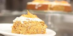Λαχταριστό carrot cake