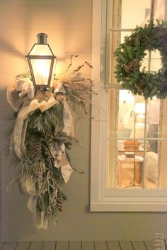 It's Beginning to Look a Lot Like Christmas – At the Southern Living Idea House -