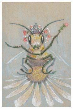 Queen Bee - Kayla Woodside