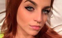 5 coisas que mudaram na rotina de beleza da Bruna Unzueta depois que ela ficou ruiva - Beleza - CAPRICHO
