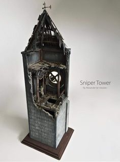 Sniper tower.