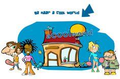 project ' a cool world zonder alcohol' = voor 3e graad LO.  kan inspirerend zijn voor 1e graad