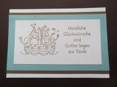 """Stampin up Set """" Two by Two """""""