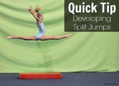 Quick Tip: Developing Split Jumps