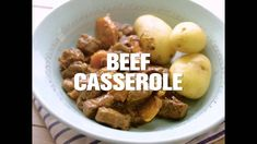 safefood beef casserole. Healthy recipe from safefood. All our recipes are nutritionally analysed by our team of experts #beefcasserole #casserole #beef #healthycasserole