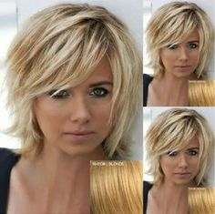 80 Bob Hairstyles To Give You All The Short Hair Inspiration - Hairstyles Trends Thin Hair Cuts, Short Hair With Layers, Medium Hair Cuts, Thick Hair, Medium Curly, Medium Length Hairstyles, Choppy Bob Hairstyles, Short Haircuts, Medium Choppy Haircuts