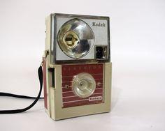 Vintage Kodak Camera Hawkeye Flash Fun by GreenandBrown on Etsy, $14.50