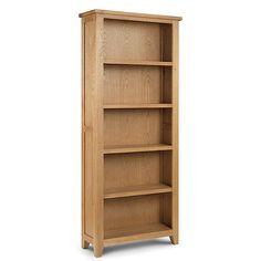 Debenhams Oak 'Arlington' large bookcase | Debenhams