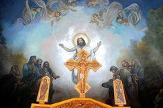 St. George Coptic Orthodox Church - Sporting, Alexandria - Egypt Alexandria Egypt, Kirchen, Christians, Egyptian, Faith, Culture, History, Crafts, Painting
