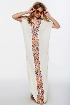 Tropicale Captivate Kaftan - SPECIAL ORDER from Jen's Pirate Booty