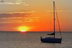 Anocheceres de invierno en Ibiza