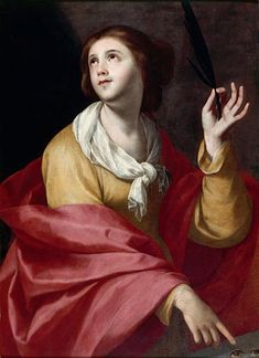 Saint Lucy - Francisco de Zurbaran