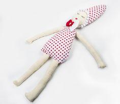 GROßE MIMI von rabenmutter auf DaWanda.com Etsy, Puppets