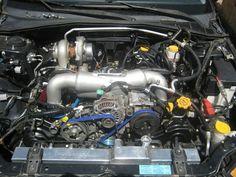 2006 Subaru STI MRC