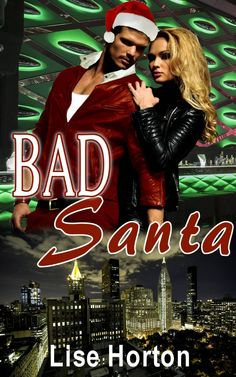 Jinx James is a favorite character of mine. Snarky NYC office gal (sound familiar?). But it isn't coal Santa puts in her stocking! It pays to be a naughty girl! I love twists on old standards, don't you? Especially when they're kinky hot!