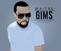 Draw Maitre Gims