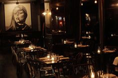 Cafe Tallulah nYc dining tables http://www.genwww.com
