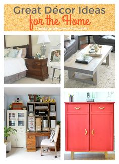 Great Décor Ideas for the Home