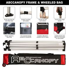 ABCCANOPY Tents Canopy Tent 10 x 10 Pop Up Canopies Commercial Tents Market stall with 3 Removable Sidewalls and 1 Door Wall Bonus 4 Weight Bags >>> Click image for more details.-It is an affiliate link to Amazon.