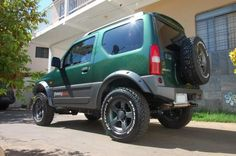 Suzuki Jimny 4Sport - Brazil Jimny Sierra, Jimny Suzuki, Best 4x4, Samurai, Monster Trucks, Van, Brazil, Motorcycles, Babies