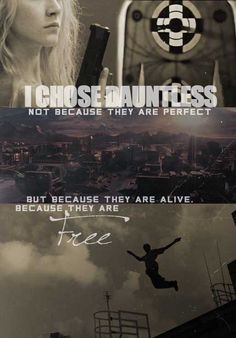 I would chose Dauntless too Only a book reader would understand this!