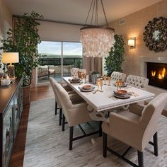 The Century - Dining Room