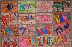 gave graffiti