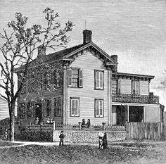 Lincolns Illinois home in Springfield