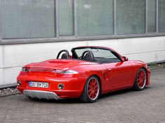 9ff Porsche Boxster GTB 986