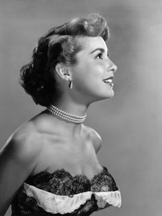 Janet Leigh, Early 1950's.
