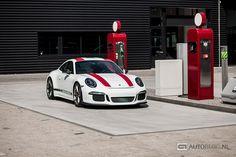 Porsche 911 R: rijtest en video
